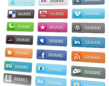 Compartir en redes sociales y medir con Google Analytics